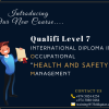 Qualifi LEVEL 7 International Diploma in Occupational Health & Safety Management