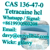 Buy 99% pure powder tetracaine hcl powder CAS 136-40-7 with fast delivery