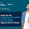 Diploma in International Foundation Programme | Ulster University Qatar