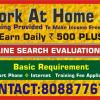 Home based job | Daily earn 500/- | 1962 | Object recognition and area selection