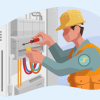Electrical Technician for Compound