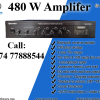 480 wt Amplifier