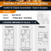 Brand New 2 Attached Compounds 38 Villas