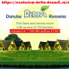 We sell investment company with 736 ha in Danube Delta, Romania