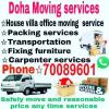 Movers and packers doha.call.77160307