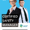 CERTIFIED SAFETY MANAGER