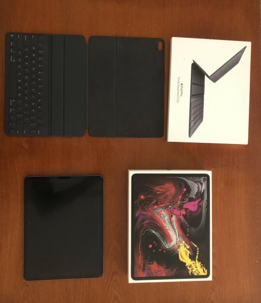 Qatar Apple iPad Pro 3rd Gen. 512GB, Wi-Fi + 4G (Unlocked ...