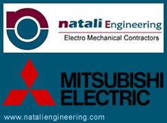 Natali Engineering, Mitsubishi Electric Corporation Dealer Doha Qatar