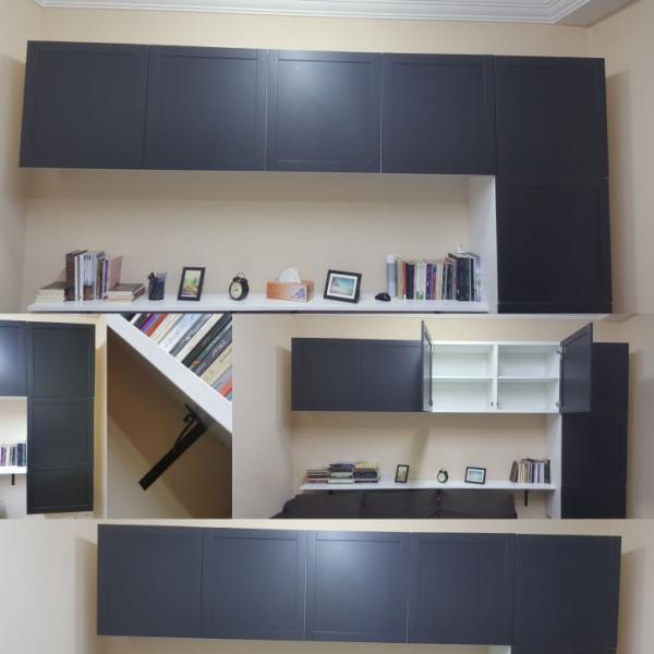 Qatar Ikea Storage Combination L