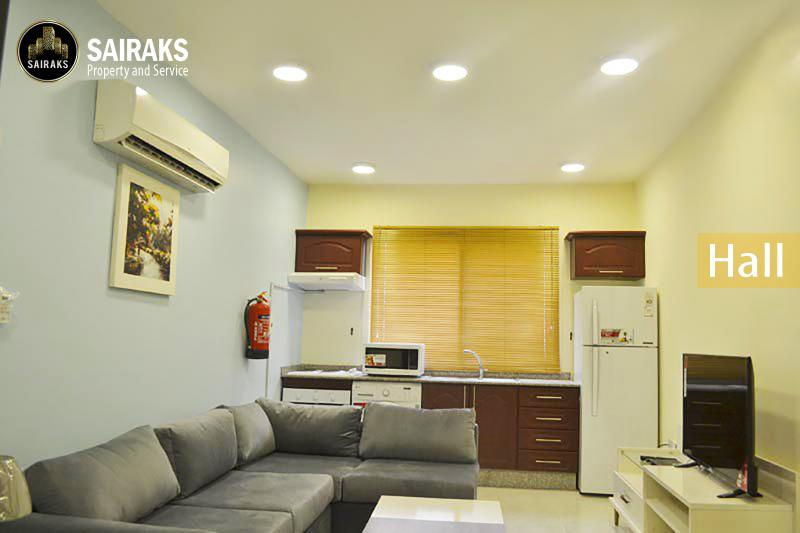 ... Private U0026 Quality Furnished Modern Home 1Bhk Available In Bin Omran